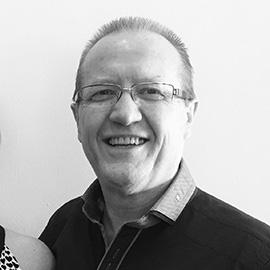 Brian Agnew - Senior Pastor