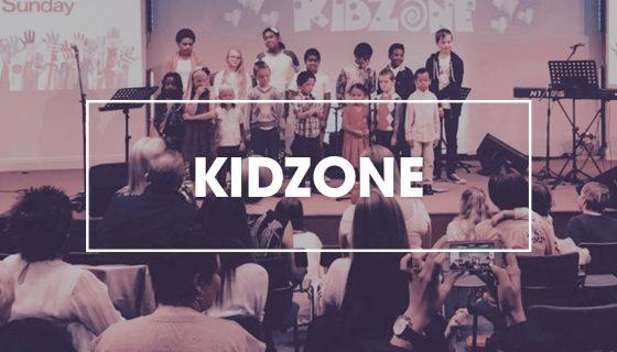 Kidzone at Lisburn City Church