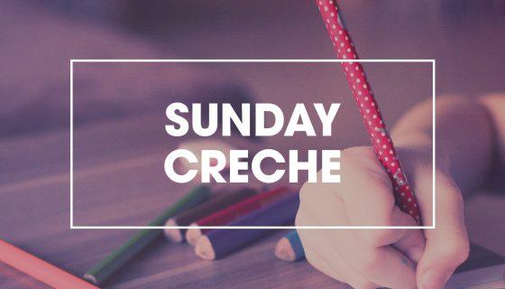 Sunday Creche at Lisburn City Church