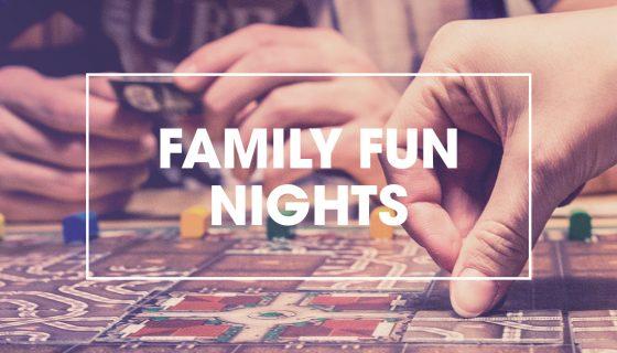 Lisburn City Church Family Fun Nights