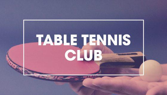Lisburn City Church Table Tennis Club