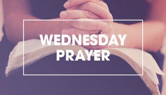 Wednesday Prayer at Lisburn City Church